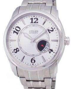 市民自動 NJ0020-51B 日本アナログ メンズ腕時計