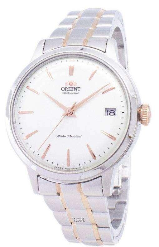 オリエント バンビーノ RA AC0008S00C 自動日本製レディース腕時計