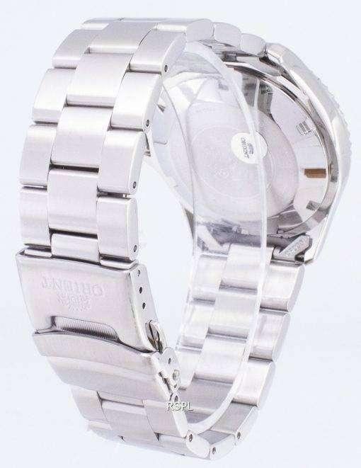 オリエント真子 II SAA02009D3 自動 200 M 日本製メンズ腕時計