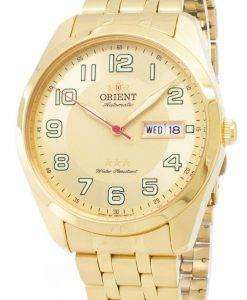 男性用の腕時計を作った東洋 3 つ星 SAB0C005C8 自動日本