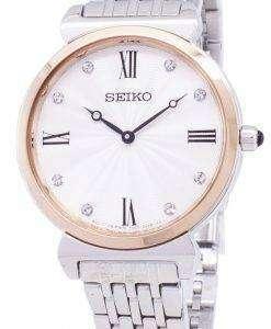 セイコー クオーツ SFQ798 SFQ798P1 SFQ798P ダイヤモンド アクセント レディース腕時計