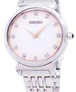 セイコー クオーツ SFQ803 SFQ803P1 SFQ803P ダイヤモンド アクセント レディース腕時計