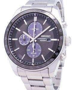 セイコー ソーラー SSC715 SSC715P1 SSC715P クロノグラフ アナログ メンズ腕時計