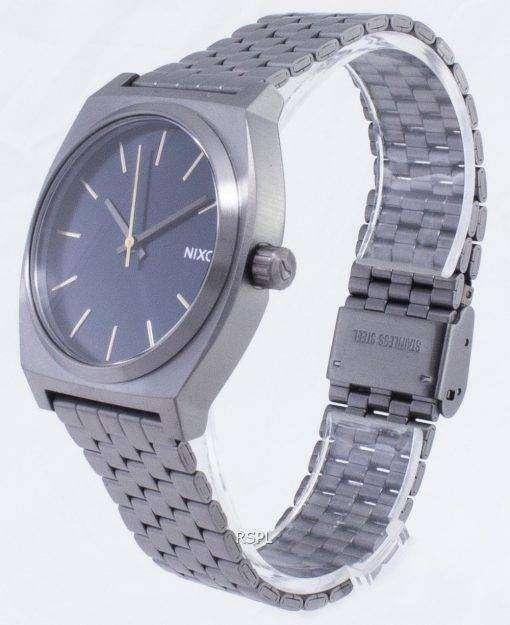 ニクソン タイム テラー A045-2983-00 アナログ クオーツ メンズ腕時計