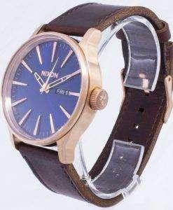 ニクソン歩哨 A105-2867-00 アナログ クオーツ メンズ腕時計