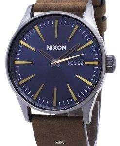 ニクソン歩哨 A105-2984-00 アナログ クオーツ メンズ腕時計