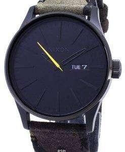 ニクソン歩哨 A105-3054-00 アナログ クオーツ メンズ腕時計