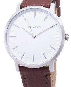 ニクソン ポーター a 1058-1113-00 アナログ クオーツ メンズ腕時計
