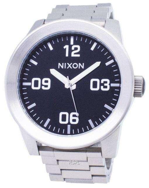 ニクソン伍長 SS A346-000-00 アナログ クオーツ メンズ腕時計