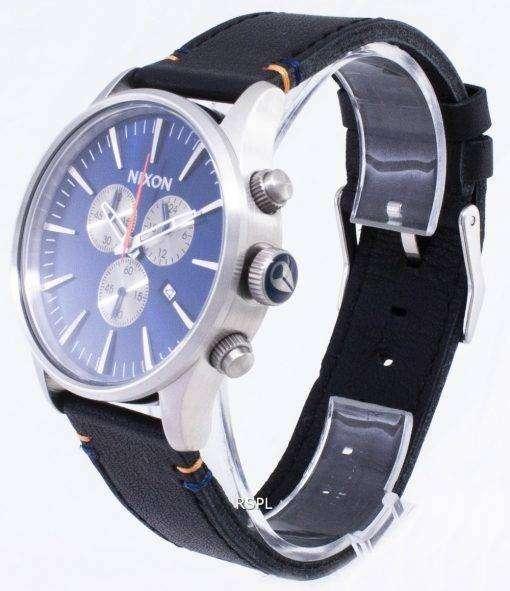 ニクソン歩哨 A405-1258-00 クロノグラフ クォーツ メンズ腕時計