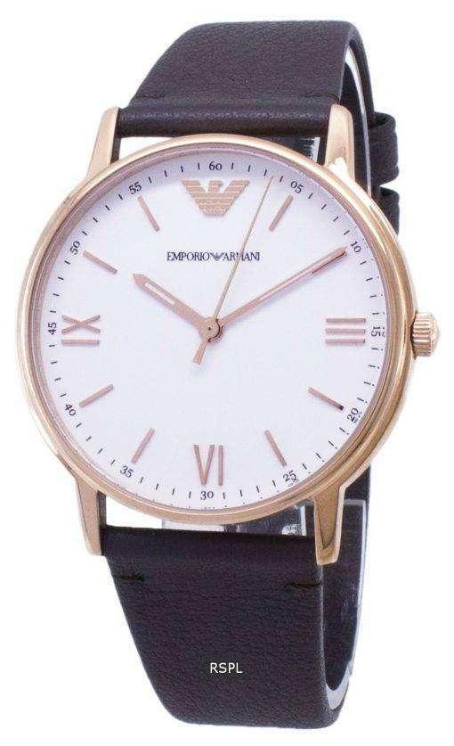 エンポリオ ・ アルマーニ カッパ石英 AR11011 メンズ腕時計