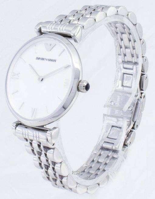 エンポリオアルマーニ クラシック クォーツ AR1682 レディース腕時計