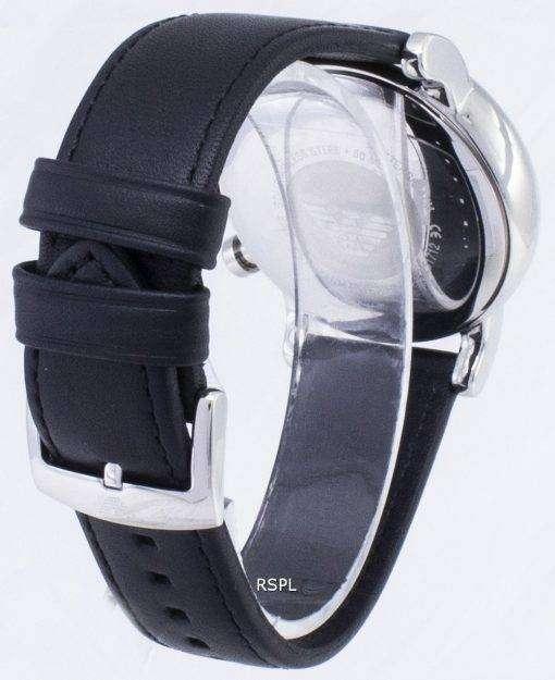 エンポリオ アルマーニ クロノグラフ クォーツ AR1733 メンズ腕時計