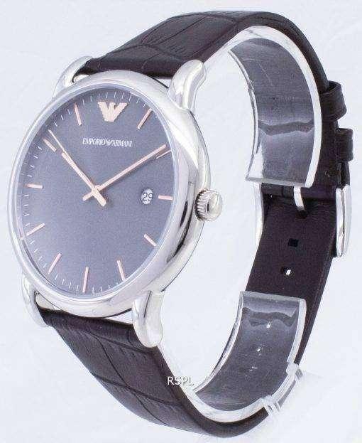 エンポリオ ・ アルマーニ ルイージ石英 AR1996 メンズ腕時計