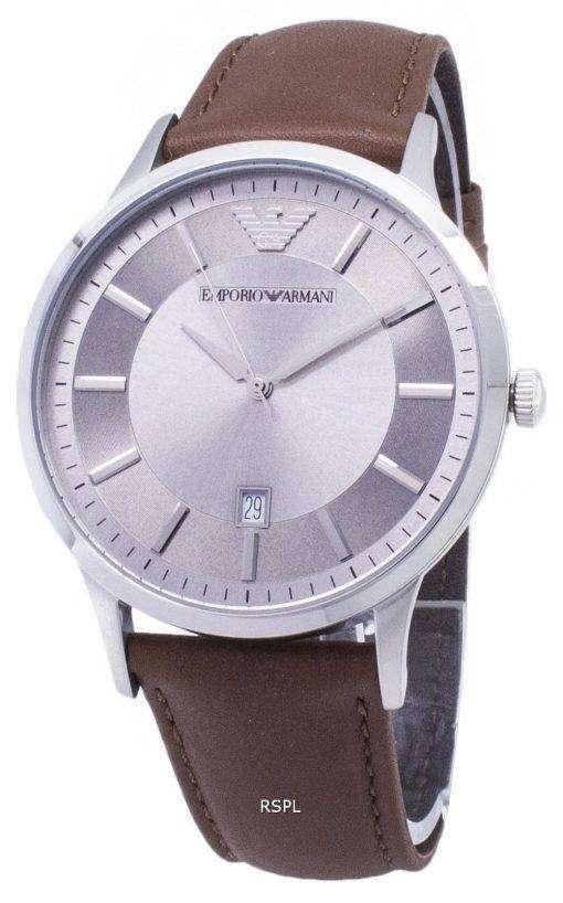 エンポリオアルマーニ クラシック クォーツ AR2463 メンズ腕時計