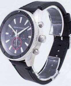 アルマーニエクス チェンジ クロノグラフ クォーツ AX1817 メンズ腕時計