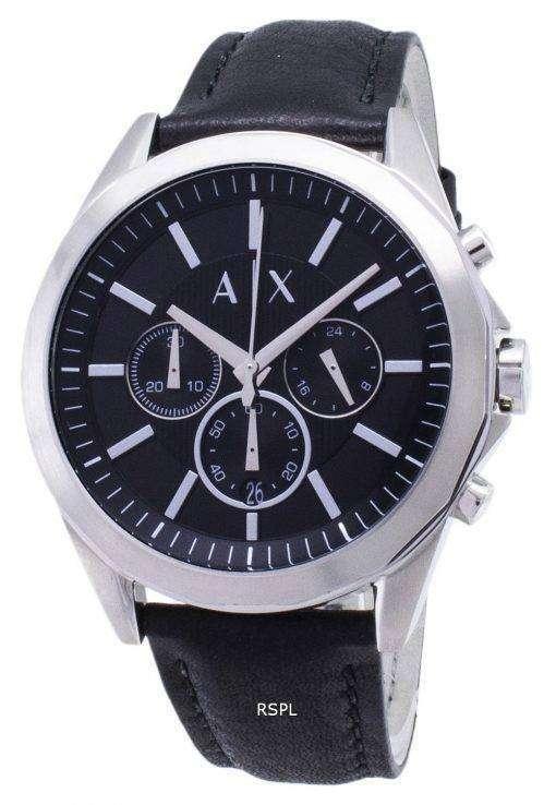 アルマーニエクス チェンジ クロノグラフ クォーツ AX2604 メンズ腕時計
