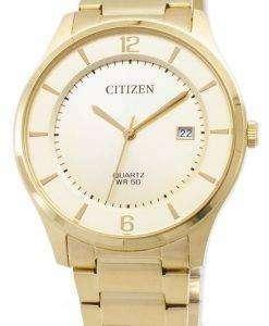 市民石英 BD0043-83 P アナログ メンズ腕時計