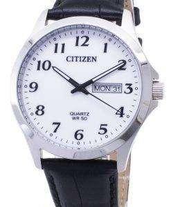 市民水晶 BF5000 01 a アナログ メンズ腕時計