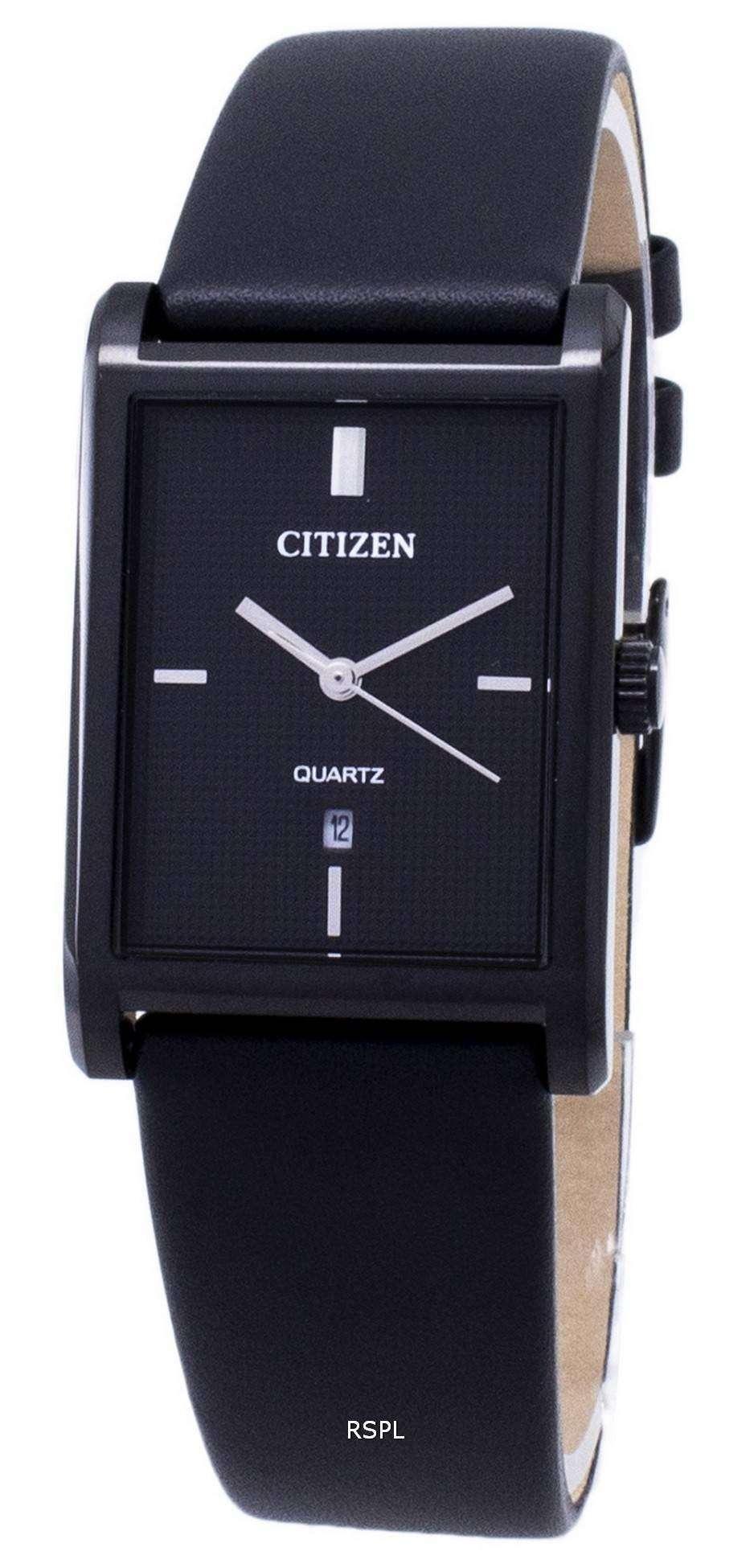 市民石英 BH3005 05E アナログ メンズ腕時計