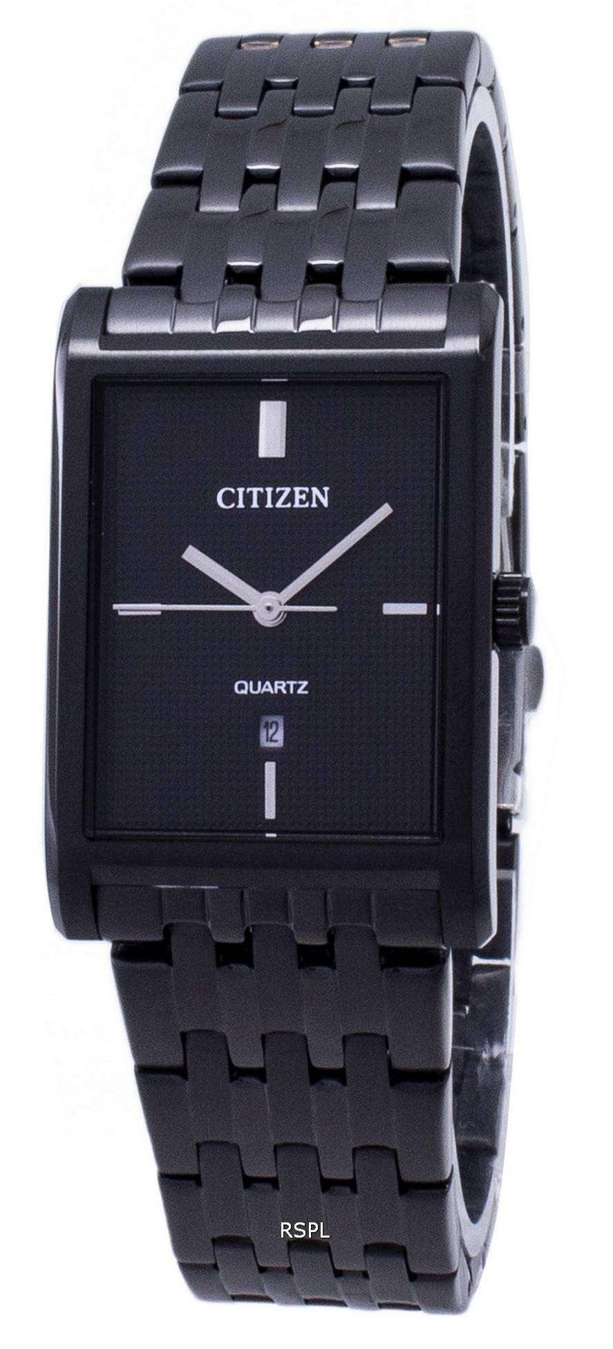 市民石英 BH3005 56E アナログ メンズ腕時計