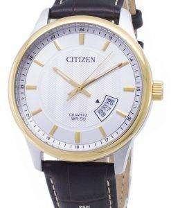 市民水晶 BI1054 12 a アナログ メンズ腕時計