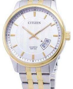 市民石英 BI1054 80A アナログ メンズ腕時計