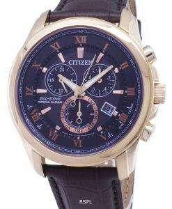 市民エコドライブ BL5542 07E クロノグラフ アナログ メンズ腕時計