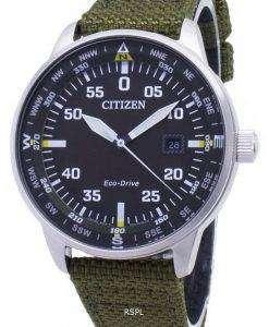 市民エコドライブ BM7390 22 X アナログ メンズ腕時計