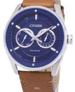 市民エコ ・ ドライブ BU4021-17 L パワー リザーブ アナログ メンズ腕時計