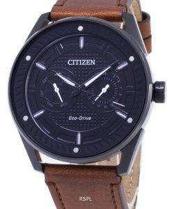 市民エコドライブ BU4028 18E パワー リザーブ アナログ メンズ腕時計