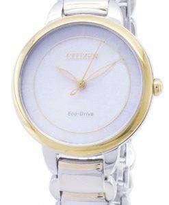 市民エコ ・ ドライブ EM0674-81 a アナログ レディース腕時計