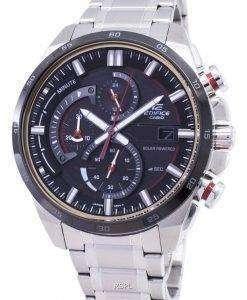 カシオエディフィス EQ 600DB 1A4 EQS600DB 1A4 クロノグラフ アナログ メンズ腕時計