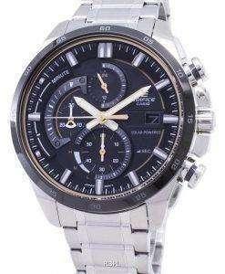 カシオエディフィス EQ 600DB 1A9 EQS600DB 1A9 クロノグラフ アナログ メンズ腕時計