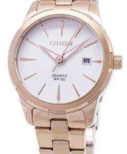 市民石英 EU6073-53 a アナログ レディース腕時計