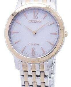 市民エコドライブ EX1496 82 a アナログ レディース腕時計