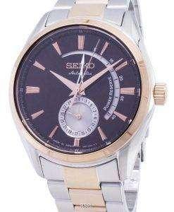 セイコー プレサージュ自動パワー リザーブ SSA308 SSA308J1 SSA308J 日本製メンズ腕時計