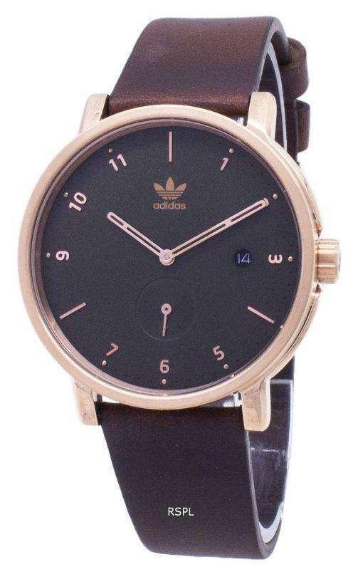 アディダス地区 LX2 Z12-3038-00 石英アナログ メンズ腕時計