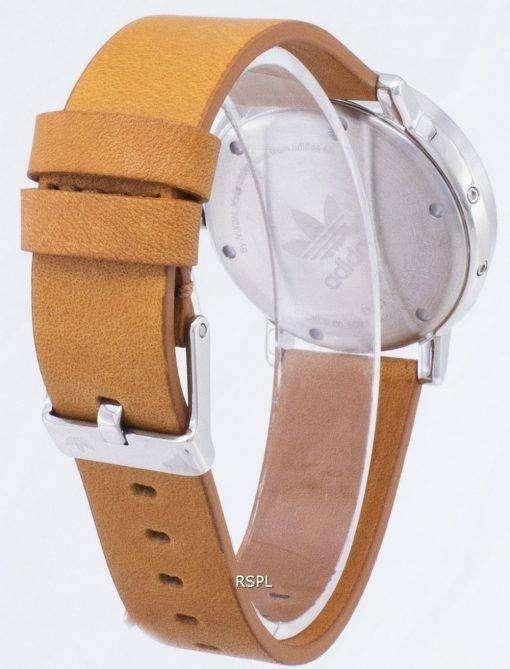 アディダス地区 LX2 Z12-3039-00 石英アナログ メンズ腕時計