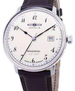 ツェッペリン型飛行船シリーズ LZ129 7046 4 70464 ドイツ製メンズ腕時計