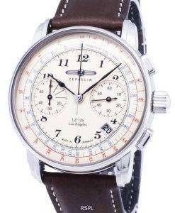 ツェッペリン型飛行船シリーズ LZ126 7614 5 76145 ドイツ製メンズ腕時計
