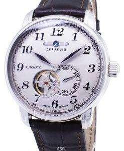 ツェッペリン型飛行船シリーズ LZ127 グラーフ 7666 5 76665 自動ドイツ製メンズ腕時計
