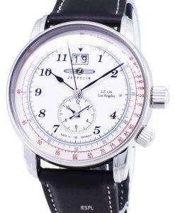 ツェッペリン型飛行船シリーズ LZ127 グラーフ 8644-1 86441 ドイツ製メンズ腕時計