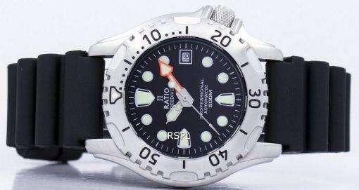 比 II 無料ダイバー プロフェッショナル 500 M 自動 32GS202A メンズ腕時計