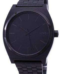 ニクソン水晶時間テラー 100 M A045-001-00 メンズ腕時計