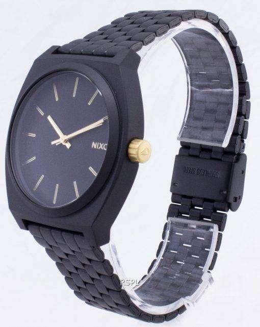 ニクソン水晶時間テラー 100 M A045-1041年-00 メンズ腕時計