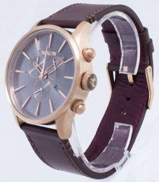 ニクソン歩哨クロノクォーツ A405-2001-00 メンズ腕時計