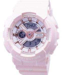 カシオベビー-G 4 a 4 a BA-110RG BA110RG アナログ デジタル女性の腕時計