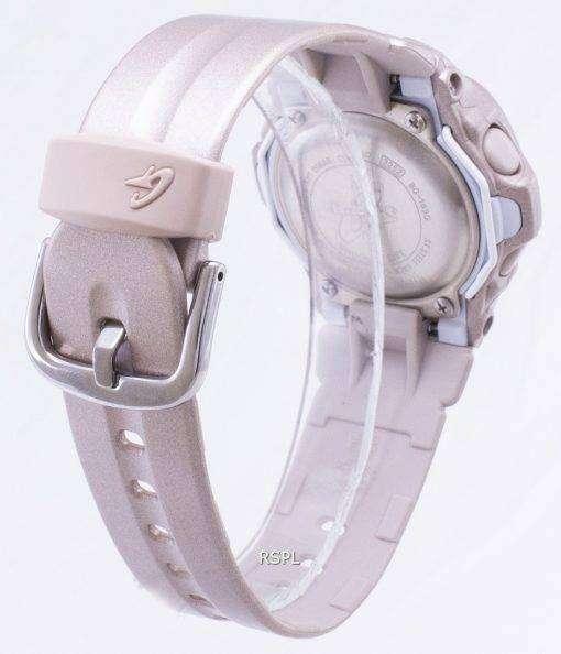カシオ ベビー G デジタルの世界時間データバンク BG 169 G 4 レディース腕時計