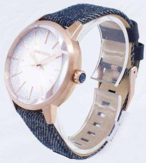 ディーゼル Castilia 石英 DZ5566 レディース腕時計